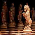 King's Court II by Tom Mc Nemar
