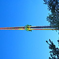 Kings Dominion - Drop Tower - 12126 by DC Photographer