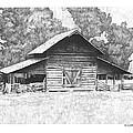 King's Mountain Barn by Paul Shafranski