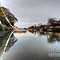 Kingsbridge Reflections  by Rob Hawkins