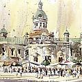 Kingston Market Square by David Gilmore