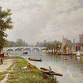 Kingston On Thames by Robert Finlay McIntyre