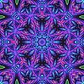 Kinnersley Vine Mandala by Richard Jones