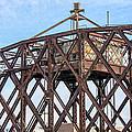 Kinnickinnic River Swing Bridge  4 by Susan McMenamin