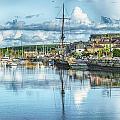 Kinsale Ireland by James Gordon Patterson