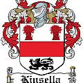 Kinsella Coat Of Arms Irish by Heraldry