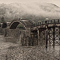 Kintai Bridge - Japan by Kim Andelkovic