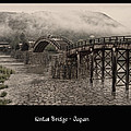 Kintai Bridge by Kim Andelkovic