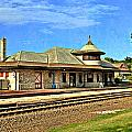 Kirkwood Station by Marty Koch