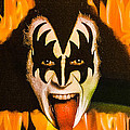 Kiss The Demon by Gary Keesler