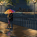 Kiss by Veronica Minozzi