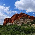 Kissing Camels - Garden Of The Gods by Christiane Schulze Art And Photography
