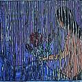 Kissing Rain by Barbara St Jean