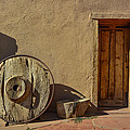Kit Carson Home Taos New Mexico by Jeff Black