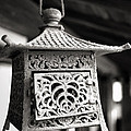 Kita-in Temple Iron Lantern In Kawagoe by For Ninety One Days