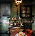 Kitchen - 1908 Kitchen by Mike Savad