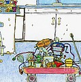 Kitchen Caddy by Maggie Pringle