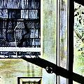 Kitchen Door At Alice Brock's by Mike McCool