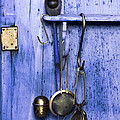 Kitchen Equipment In Blue by Silva Wischeropp