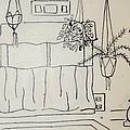 Kitchen by Erika Chamberlin
