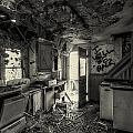 Kitchen In Decay by Christian Peay