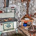 Kitchen Intime by John Straton