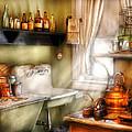 Kitchen - Momma's Kitchen  by Mike Savad