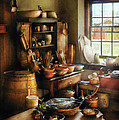 Kitchen - Nothing Like Home Cooking by Mike Savad