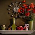 Kitchen Shelf  by Michael Demagall