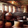 Kitchen - Storage - The Grain Cellar  by Mike Savad