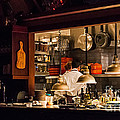 Kitchen View by Kate Brown