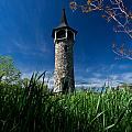 Kitchener's Pioneer Tower by Cale Best