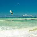 Kite Beach Kanaha Maui Hawaii by Sharon Mau