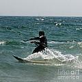 Kite Boarding Fun  by Neal Eslinger