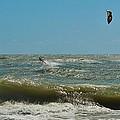 Kite Boarding Hatteras 3 8/24 by Mark Lemmon