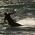 Kite Surfer 03 by Rick Piper Photography