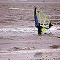 Kite Surfing by Kathleen Struckle