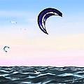 Kite by Veronica Minozzi