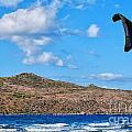 Kitesurfer 02 by Antony McAulay