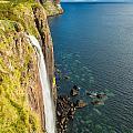Kitl Rock Waterfall by Michael Blanchette
