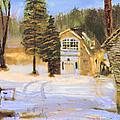 Kittattiny Park Ranger Residence by Michael Daniels