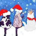Kitty Christmas by Lizi Beard-Ward