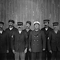 Kitty Hawk Crew, 1900 by Granger