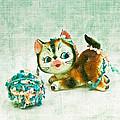 Kitty Mischief by Valerie Fuqua