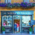 Kitty's In Kinsale Ireland by James Gordon Patterson