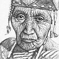 Klamath Woman by Nicole Zeug