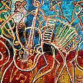 Klezmer Music Band by Leon Zernitsky