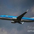 Klm Boeing 737 Ng by Rene Triay Photography