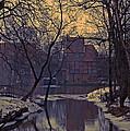 Kloster Wienhausen by Bruce Blanchard