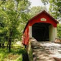 Knecht's Covered Bridge by Traci Law